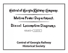 1951 Diesel Diagram Book